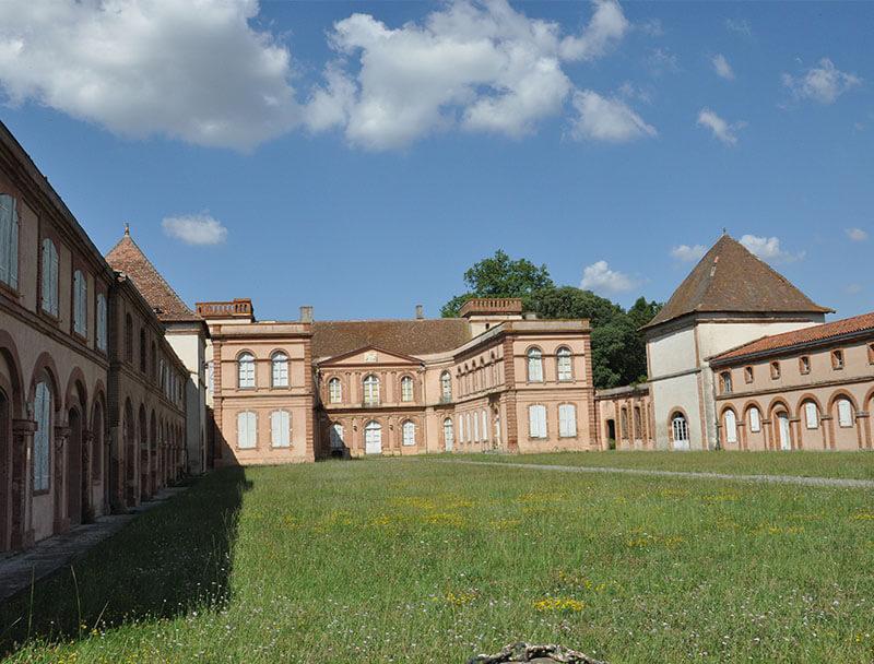 Photo Château des Confluences de côté