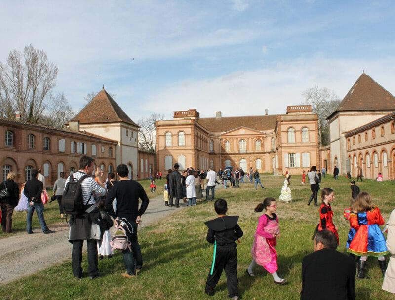 Carnaval Château des Confluences