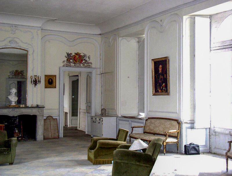 Photo salon Château des Confluences
